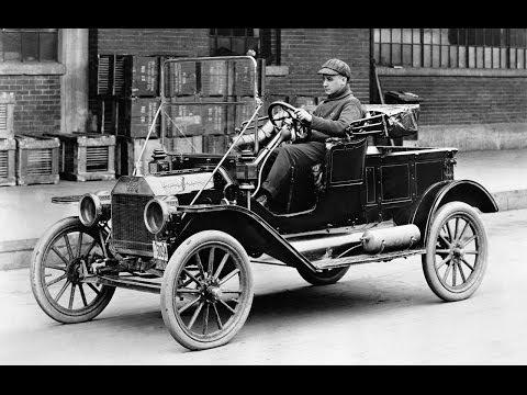 Henry Ford Model T Documentary