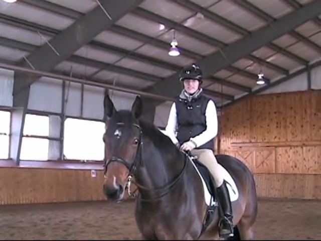 Horseback Riding Advice from Belinda Trussell