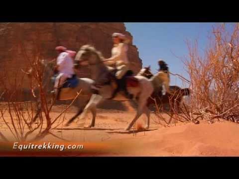 Wadi Rum Horseback Riding in Jordan