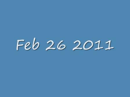 Feb 26 2011