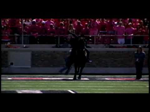 Interview with the Female Texas Tech Masked Rider