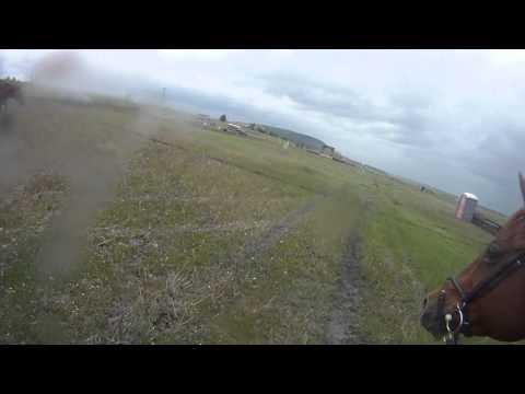 Cochrane Horse Trials Helmet Cam Training Level