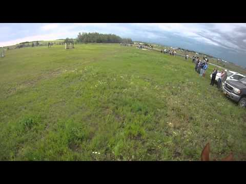 Mind's Eye Ranch Horse Trials Helmet Cam Training Stadium