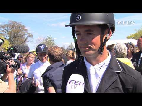 HSBC FEI Classics™ 2012/13 - Mitsubishi Motors Badminton Horse Trials - Jock Paget