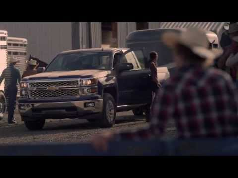 """""""A Woman and Her Truck"""" - New Chevy Commercial Targets Horsewomen"""