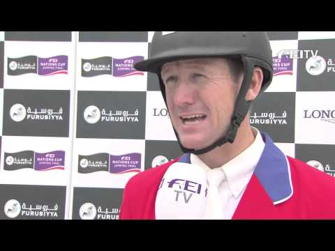 Furusiyya FEI Nations Cup™ Jumping Final 2013 - Day 2 News