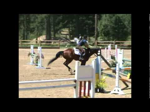 #144 Desiree Johnson   TR Jump 5 13
