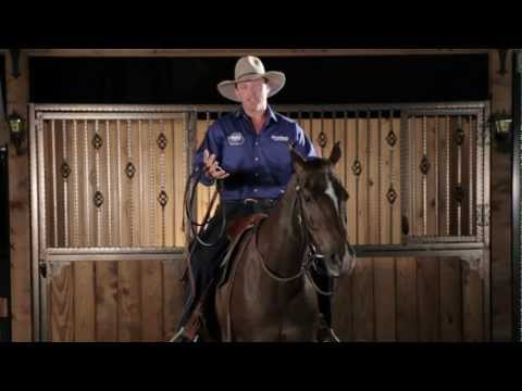 """Aussie Guy McLean Demonstrates His """"Total Rider Workout System"""""""