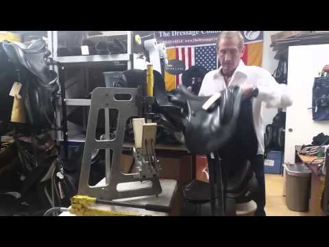 Saddle Fitting Horse VS Rider Comfort