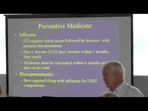 FEI and USEF Competition Vaccine Rules