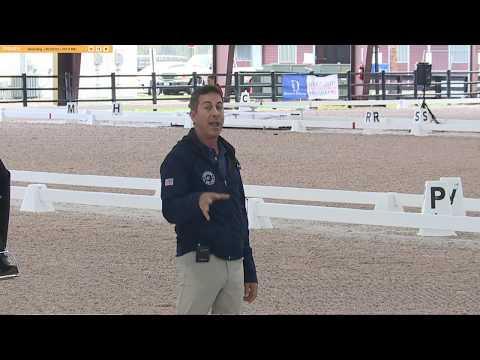 Robert Dover Gives Anti Bullying Speech At Horsemastership Program