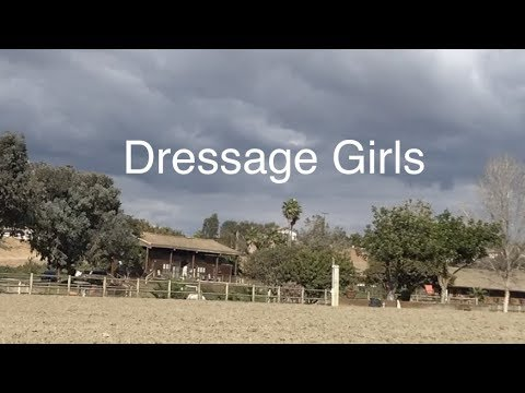 "Soon to Be a Top Music Hit - ""Dressage Girls"""