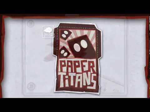 Paper Titans: The Thrower