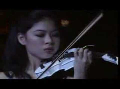 Vanessa Mae : Fantasy on a theme from Caravans