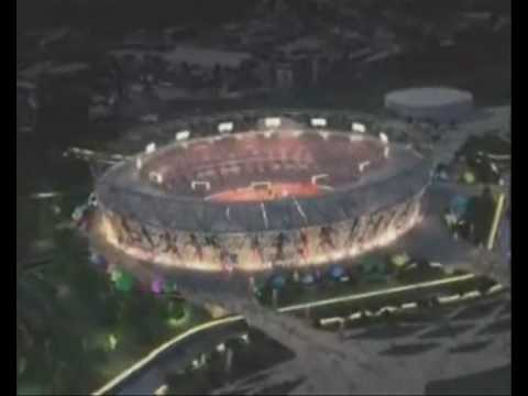London 2012 Olympic Stadium Unveiled - Express Your Thoughts