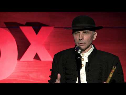 """Hora"" for the soul: Grigore Lese at TEDxBucharest"