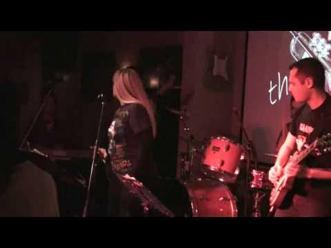 EVA VASILIADOU (MAMA'S BAND) - Rock Me Baby