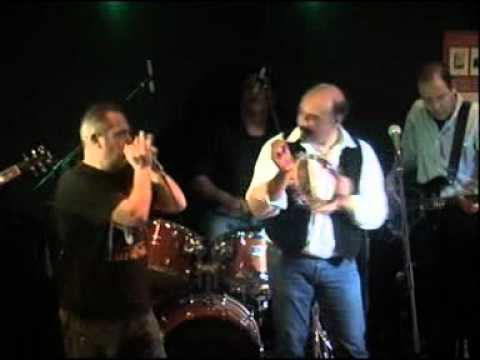 Daddy's Work Live @ Ianos (Athens)GR -Whipping Post.mpg