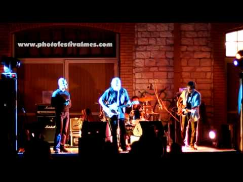 Blues Wire & Spyros Barlas on harp - On the road again