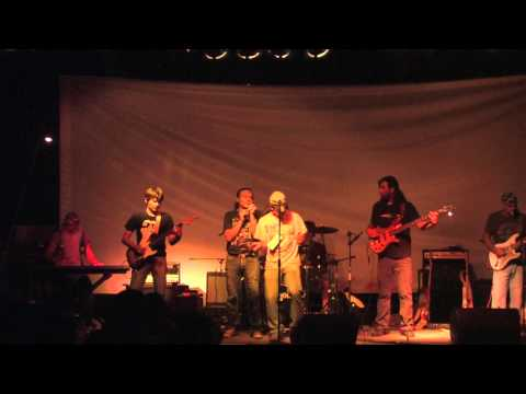 Tubescreamers Band-Rolling and Tumbling @ Bikes & Blues Festival 2012