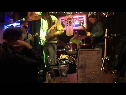 Theodore Alexiou slow blues at Robin's Nest R&B club, New Jersey