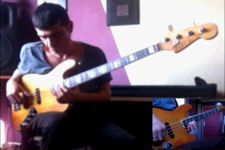 Panagiotis Haramis - Bass Chords Progression