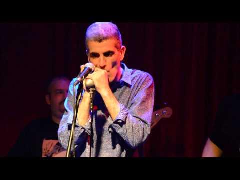 Adrian Jimenez Blues Band-You Upset My Mind
