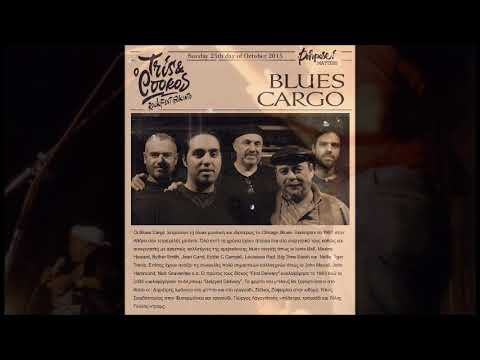 Blues Cargo    ~    Demos  ( Irish Pub & Budgie 2004 )  Greece