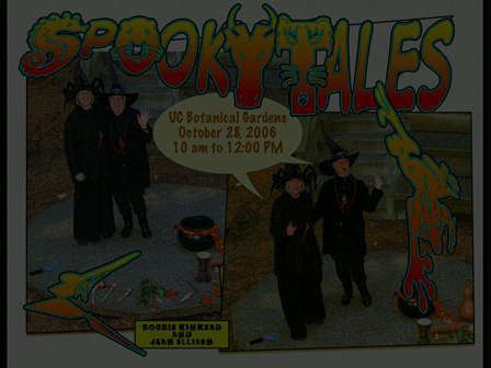 Spooky Tales 2006 slideshow