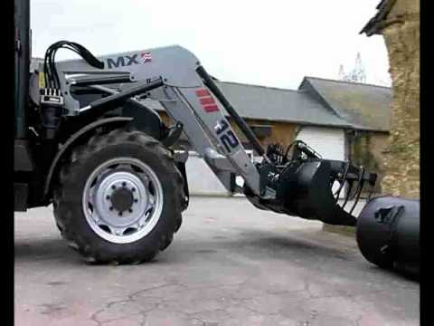 MX Master Attach Tuned Claas