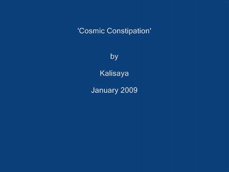 Kalisaya - Cosmic Constipation