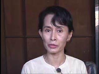 Aung San Suu Kyi on Non-Violence