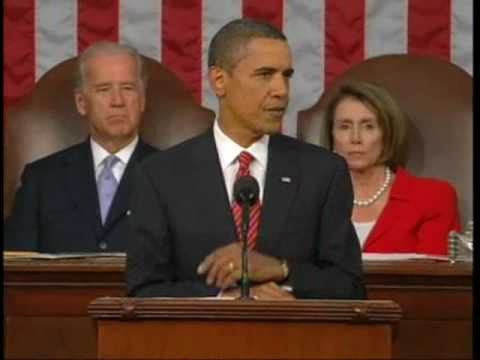 Obama Healthcare Speech before Congress September 9 2009 Part 2