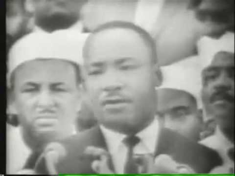 Martin Luther King Sings