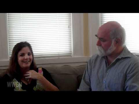WWGN - Maya interviews Armand Volkas
