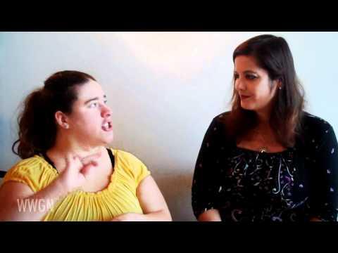 WWGN Maya Interviews Arielle De Garie - Happiness