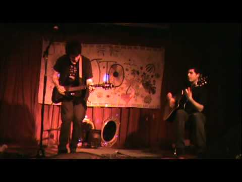 "JTO- ""Under The All Seeing Eye"" Into ""Pretty"" Live At AS220 (9-6-2011)"