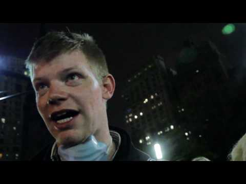 Occupy Wall Street Eviction Testimonial, Liberty Square 11/15