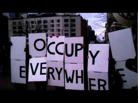 Occupy Congress - U.S. Capitol - January 17