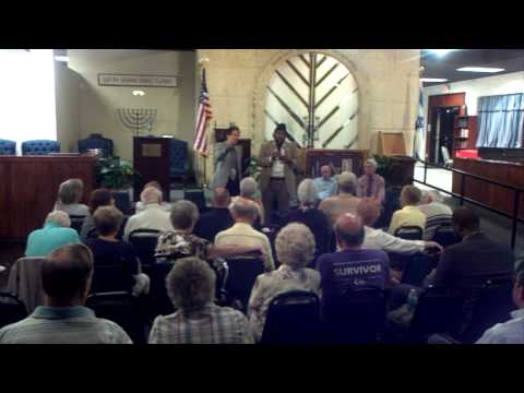 Remembering September 11th Interfaith justice league part2 Barry Silver