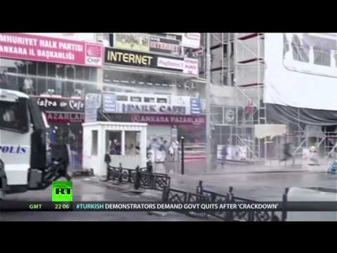 Media Avoids Turkey Unrest | Weapons of Mass Distraction