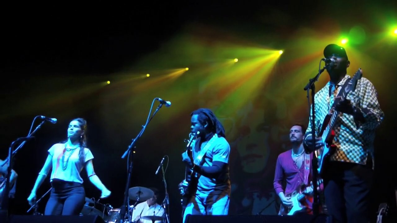Playing For Change Band Performs 'Mokumba' - Peace Through Music Tour