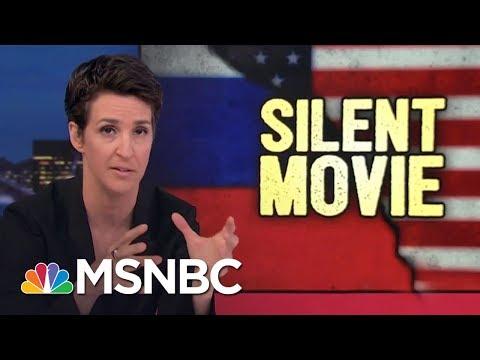 Donald Trump Jr Russian counter intel officer Akhmetshin Rachel Maddow MSNBC