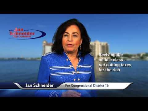 Florida Congressional Candidate Jan Schneider 941 706 5251