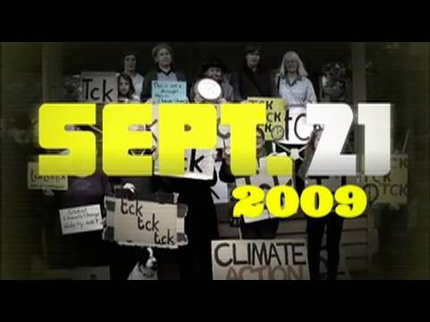 The Global Climate- Wake Up Call