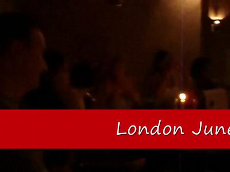 London Meeting with Megan - Karaoke Edition!