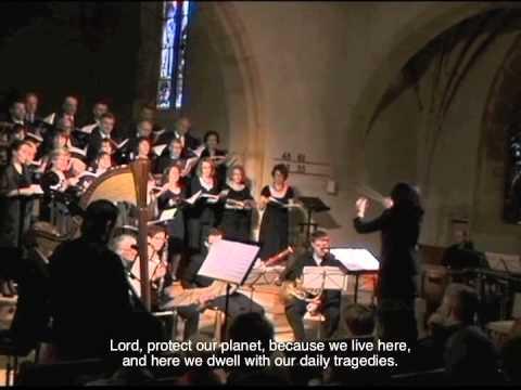 We pray for our planet (Music: Veneziela Naydenova, Text: Paulo Coelho)
