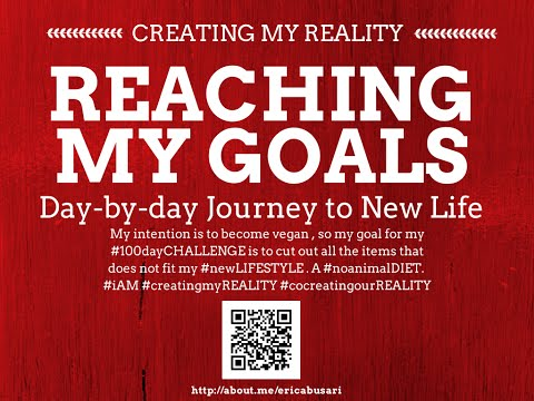 Creating my Reality: Reaching my GOALS 100day Challenge - Thoughts on Leaving Oswego