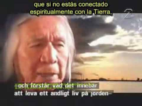 Habla un anciano nativo americano sobre el fin del mundo