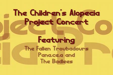 Children's Alopecia Project Concert